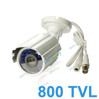 Small cctv camera 1/3 CMOS 3.6mm Lens 800TVL IR Outdoor Waterproof CCTV Camera
