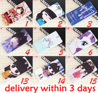 15 Style pattern design For OPPO R827t Silicone case Cute girl Skin cover High quality mobile phone back cover DHL FREE
