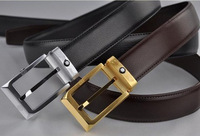 1:1high-quality Formal Leather Belts for Men's,Classic famous brand  Casual Pin buckle Cowboy Jeans belt