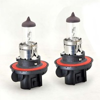 2 X Car 60/55W H13 Hi/Low Clear Halogen Fog Bulbs Light Xenon Headlight Lamp New  [DC66]