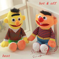 Dolls sesame street toy baby toy cheap 40cm Stuffed plush sesame street toys for kids birthday wedding gifts