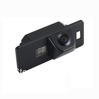 Timeless-long Car Reverse Camera for Audi A4L TT A5 Q5 Backup Rear View Parking Kit Night Vision Waterproof Free Shipping