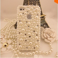 10 Pcs/Lot Handmade Rhinestone Case For iPhone 5 5s, Diamond Luxury For iPhone5s Shell, Protection Phone Back Skin Wholesale