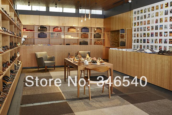 Funroad nuevo diseno mdf marron elegante exhibidor estante - Sofas elegantes diseno ...