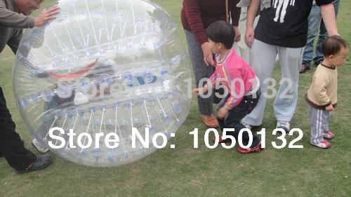 Inflatable bumper ball/human bubble ball/bubble football(China (Mainland))
