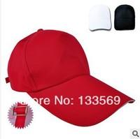 Cap baseball cap hat man outdoor cotton long brim advertising cap hip-hop