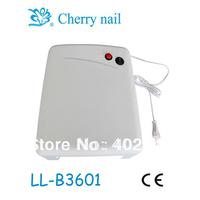 Free shipping via Fedex DHL TNT 36w uv lamp 120s Timer LL-B3601 White color CE Euro Plug