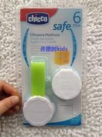 Chixxo multifunctional cabinet safety lock baby door cabinet