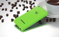 Goophone i5C - 4 Inch Screen Dual-core CPU Android Phone - Green