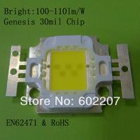 Free Shipping, 16pcs/lot Aliexpress LED Emitter,Genesis 30mil led integrated high power led lamp 3W 5W 6W 10W 12W LED Chip