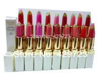 Free shipping  18pcs/lot   new high quality brand Makeup cheap Lipstick cute Purple 18 color