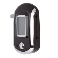 New Prefessional Mini LCD Digital Breath Alcohol Tester Breathalyzer Analyzer 83876