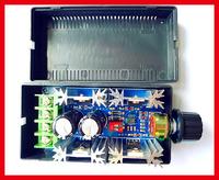 2pcs/lot, 10-50V 12v 24V DC 30A Max 40A 50V 1000W 5%-100% PWM HHO RC DC motor speed controller