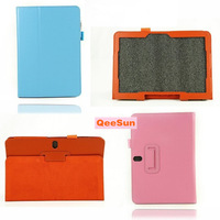 Smart Stand Folio Slim Flip Litchi Folding Tablet PC Book Skin Cover Case Leather Shell For Samsung Galaxy Tab Pro 10.1 SM T520