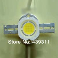 10W LED Lamp High power Lamp bead White6000-6500k/warm white3000-3200k 900mA 9-12V 1000-1100LM 35mil epistar Chip  Free shipping