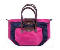 waterproof nylon women's handbag dumplings bag long xiang women's casual handbag