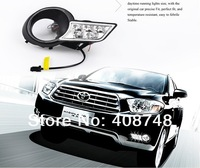 Toyota Highlander 2009-2012 LED daytime running lights Free shipping !