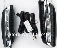 Toyota Corolla 2008-2011 LED daytime running light Free shipping !