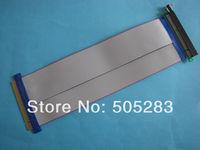 Hot 1pcs PCI Express PCI-E 16x to 16x Extender Cable Riser Card 30cm PCIE #08