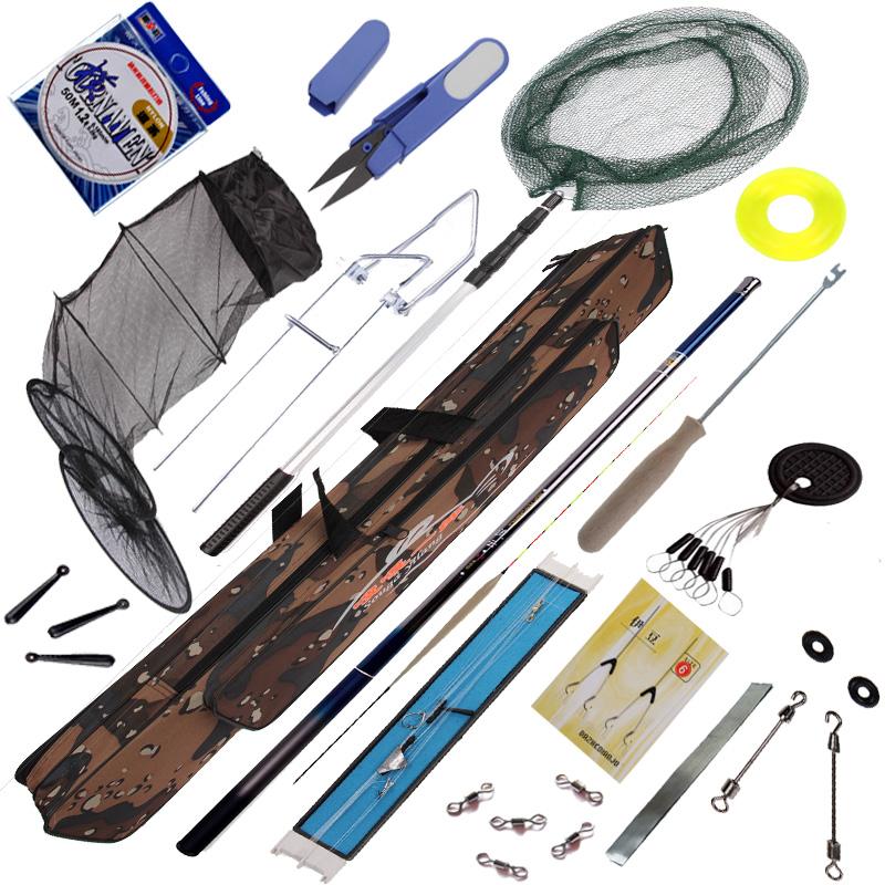 набор для рыболова в ящике