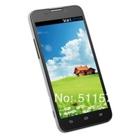 "New Arrival free shipping ZTE V987 MTK6589 Quad Core 1.2G 5"" IPS Android 4.1 GPS 3G WCDMA Smart Russian Phone anV987z0"