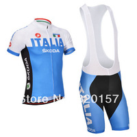 2014 outdoor sport Cycling  jersey ropa  ciclismo castelli Wear bike apparel clothing wear t-shirts +bib shorts silica gel