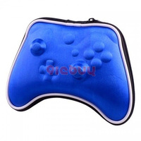 AirForm Protective wireless controller Pouch case bag for Microsoft Xbox One controller pouch,Blue