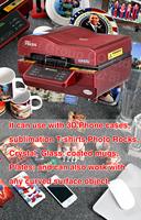 Free Shipping 110V/220V,Hot sale 3D Vacuum Heat Transfer pressing Sublimation Machine