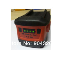 Hilti B 36/3.0 36V 3.0Ah  Li-ion CPC battery pack for TE6-A TE 6-A36-AVR WSR 36-A Tool