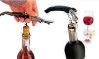 2pcs Stainless Steel Metal Cork Screw Multi-Function Red Wine Bottle Cap Opener Worldwide FreeShipping 0148