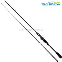 Tsurinoya Pioneers 2.1m High Carbon Casting Fishing Rods M Power