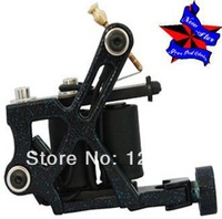 2014 Newest Tattoo Machine Professional Tattoo Kits Supplies For Tattoo Artist 2pcs/lot Black Color
