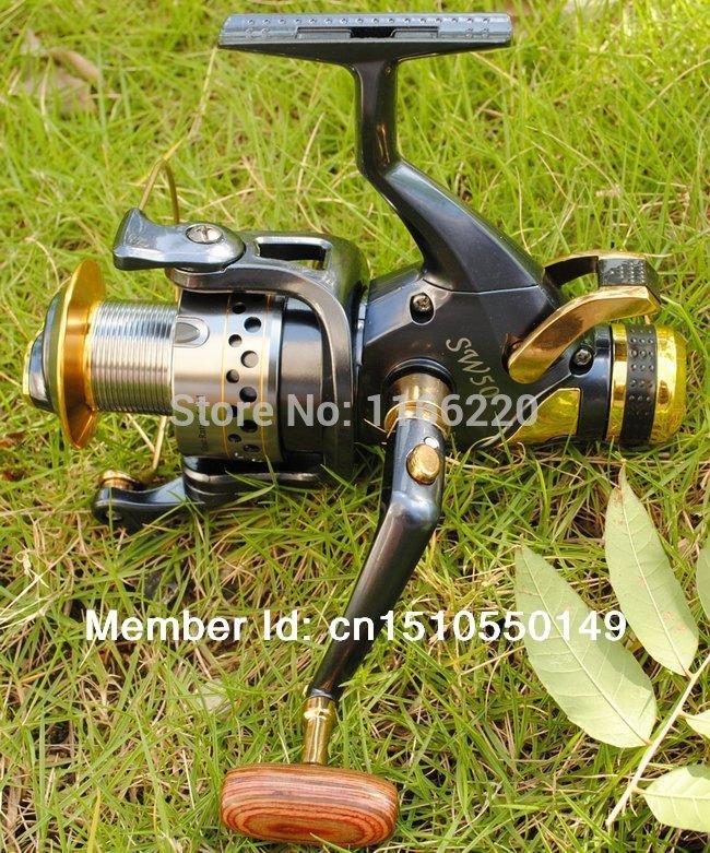 SeaKnight Free Shipping Model SW50 Superior Metal 9+1BB Carp Spinning Fishing Reel(China (Mainland))