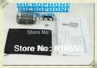 Free Shipping 55SH Series II Dynamic microphone Vintage Style Vocal Mic Microphone 55SH Microphone