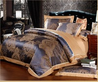 Luxury Silk  Bedding Set. High quality and comfortable touching like baby skin.