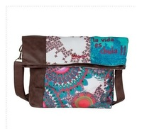 Hot desigual fashion lady shoulder bag diagonal package wholesale shopping bags