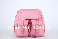 BZ0030 classic brand new design import Nylon + leather super A quality school Bags purse backpack bag