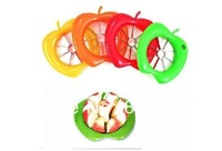 2Pcs Corer Slicer Easy Cutter Fruit Knife Cutter for Apple Pear Kitchenware -Free shipping