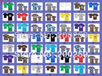 Fashion hip top tops diamond stree wear tee shirts o-neck cotton shirts short sleeve designer styles 10pcs/lots