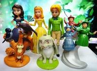 Free Shipping  Princess Sophia 6 Cartoon Doll Doll ornaments