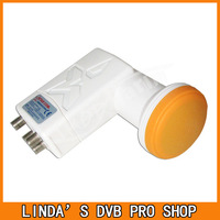 2pc/lot Quad Lnb 0.1db ,Full Hd Best Performance