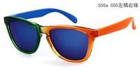 coating sunglasses women men brand designer vintage sports oculos de sol goggle sun glasses cycling eyewear 555a