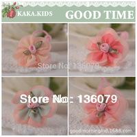 3 layers flowers hairband for children /girls