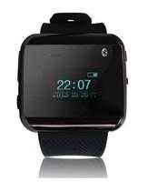 New Bluetooth Smart Watch Fashion Woman Man Luxury Band Sync Phonebook + Message + Answer Calls + Alarm Anti-lost  Waterproof