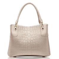 Free shipping 2014 New genuine leather women's totes handbag