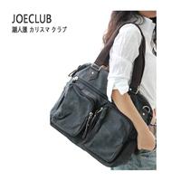 FREE SHIPPING  women's handbag casual shoulder bag fashion preppy style double pocket travel canvas man bag