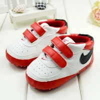 Free Shipping 2013 Autumn boy girls baby casual toddler shoes 11cm-13cm children's pre soft sole shoes high quality first walker