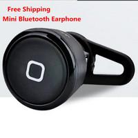Wireless Bluetooth headset earphone headphone Mini ultra-small General mobile Phone Universal for IPHONE / SAMSUNG / HTC /NOKIA