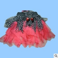 HOT SALE! Free shipping 2014 New Style Girls Fashion Short Skirt  Childrens Tutu Skirts Fluffy Miniskirt