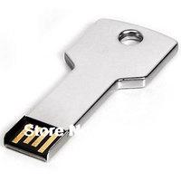 wholesale cheap waterproof Metal Key USB Flash Pen Drive 2GB 4GB 8GB 16GB 32GB 64GB mini memory sticks usb2.0 custom logo